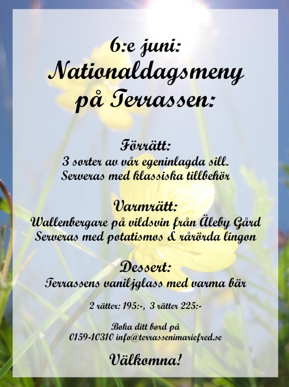 Nationaldagsmeny