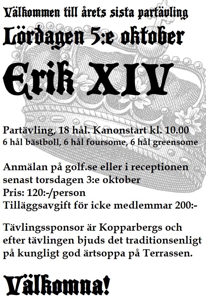 Erik XIV 2013