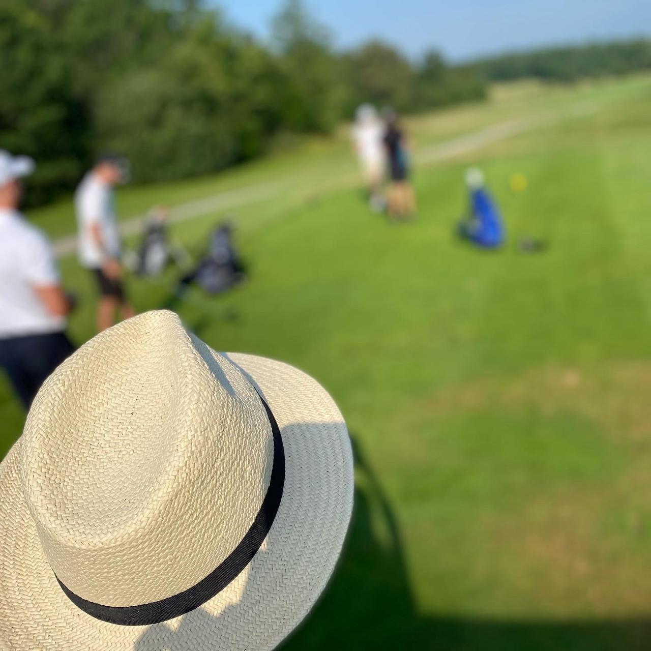 Golfhatt